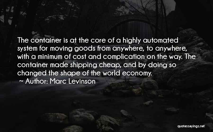 Shipping Quotes By Marc Levinson