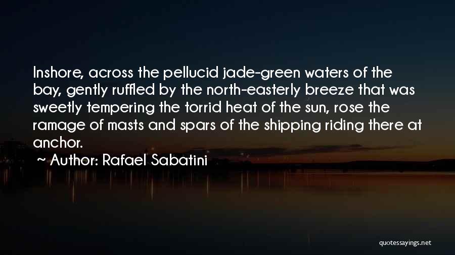 Shipping Quotes By Rafael Sabatini