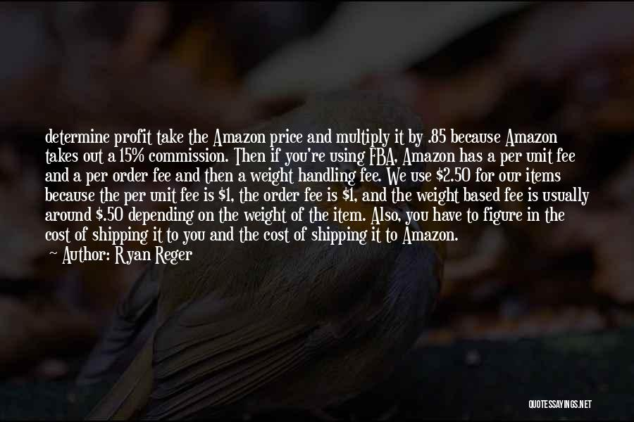 Shipping Quotes By Ryan Reger