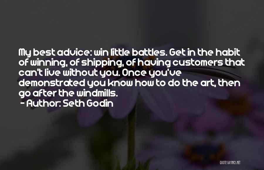 Shipping Quotes By Seth Godin
