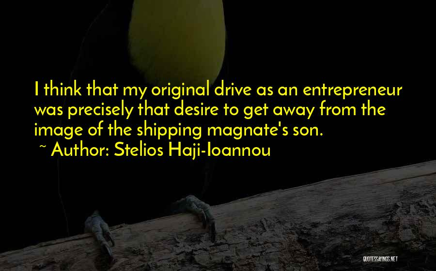 Shipping Quotes By Stelios Haji-Ioannou