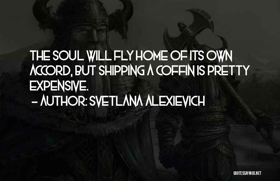 Shipping Quotes By Svetlana Alexievich