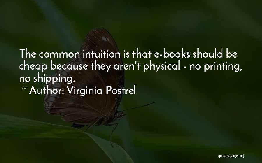 Shipping Quotes By Virginia Postrel
