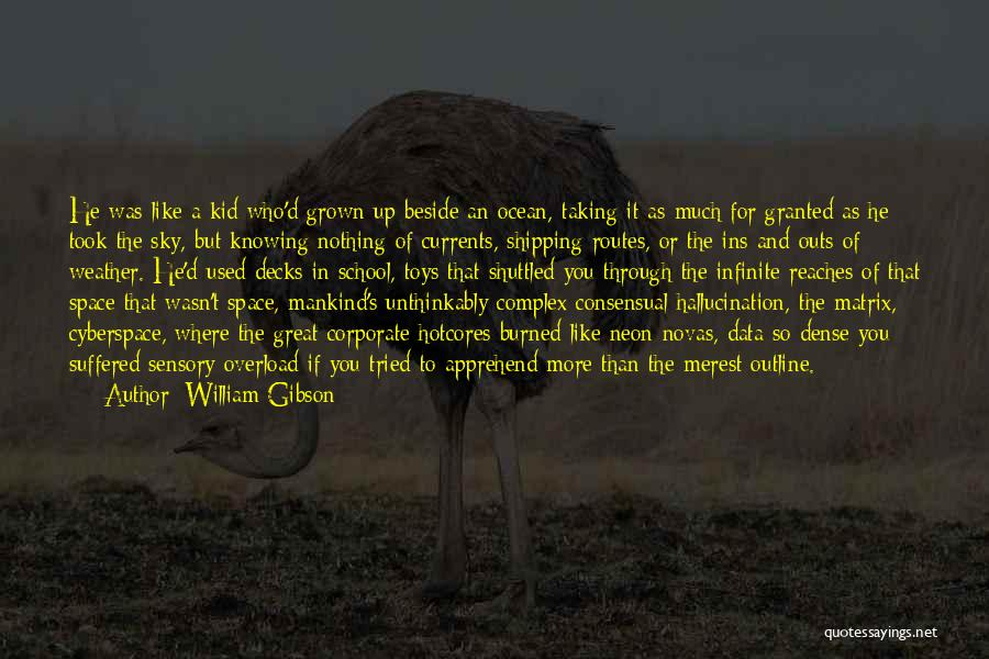 Shipping Quotes By William Gibson