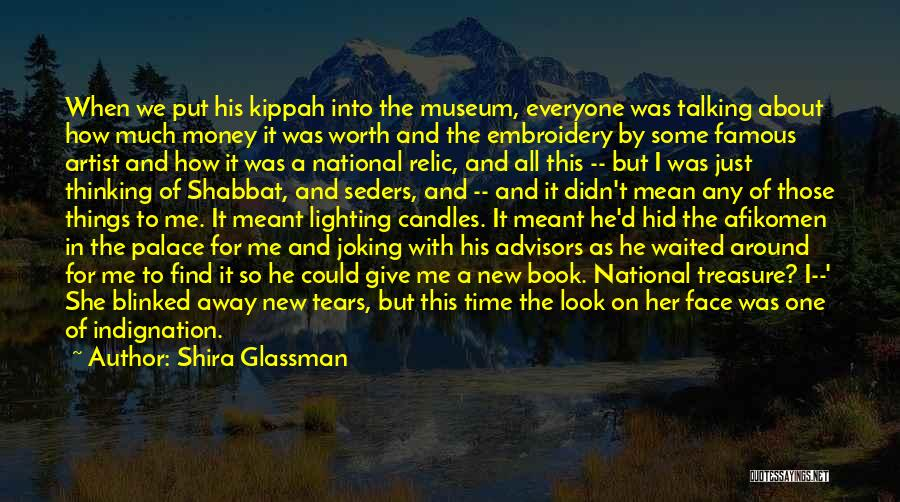 Shira Glassman Quotes 911731