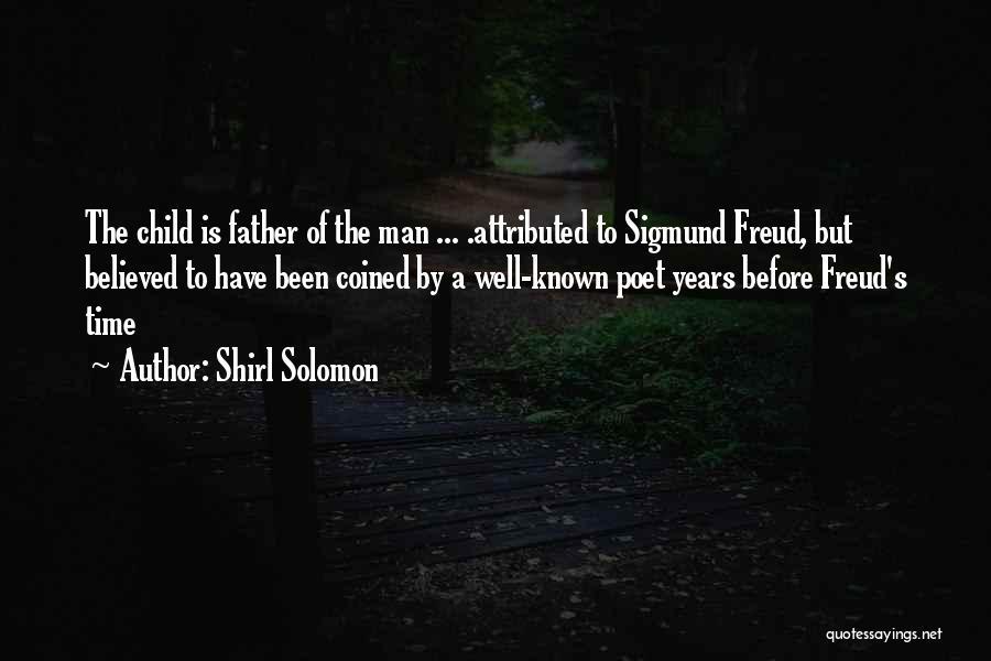 Shirl Solomon Quotes 1742679