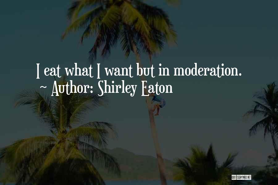 Shirley Eaton Quotes 1136191