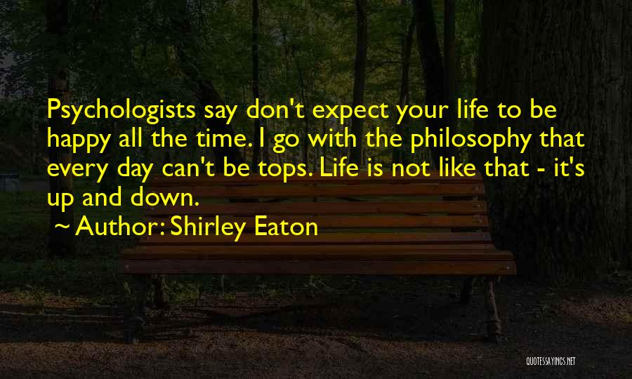 Shirley Eaton Quotes 2013738