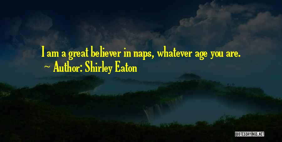 Shirley Eaton Quotes 826346