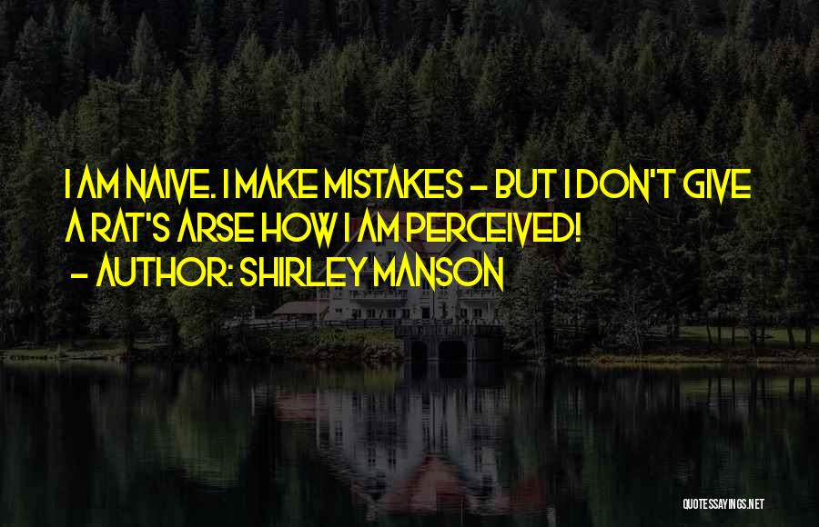 Shirley Manson Quotes 110489