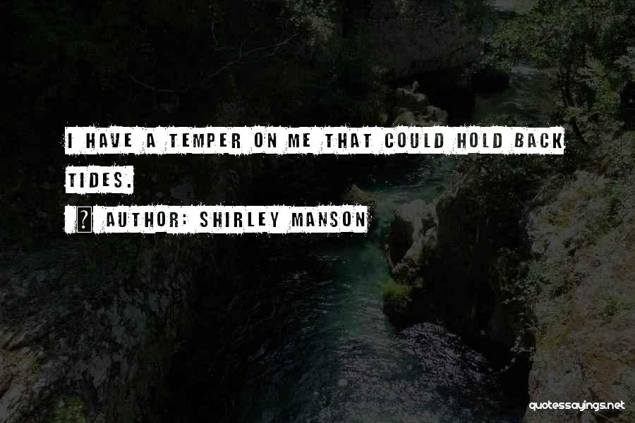 Shirley Manson Quotes 1250368