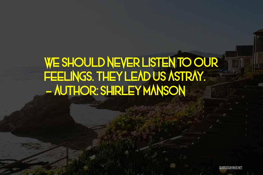 Shirley Manson Quotes 1251411