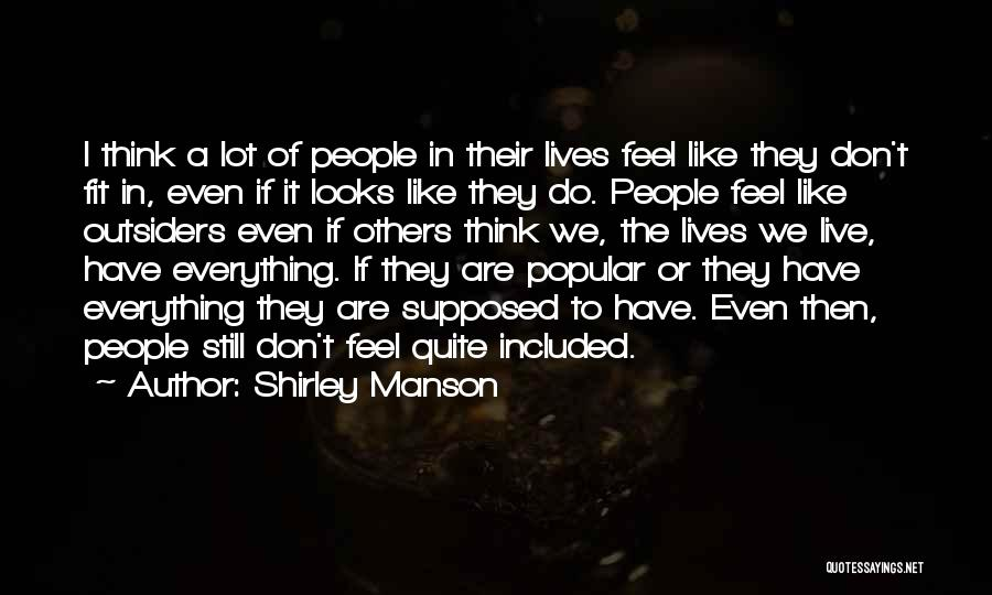 Shirley Manson Quotes 1359028