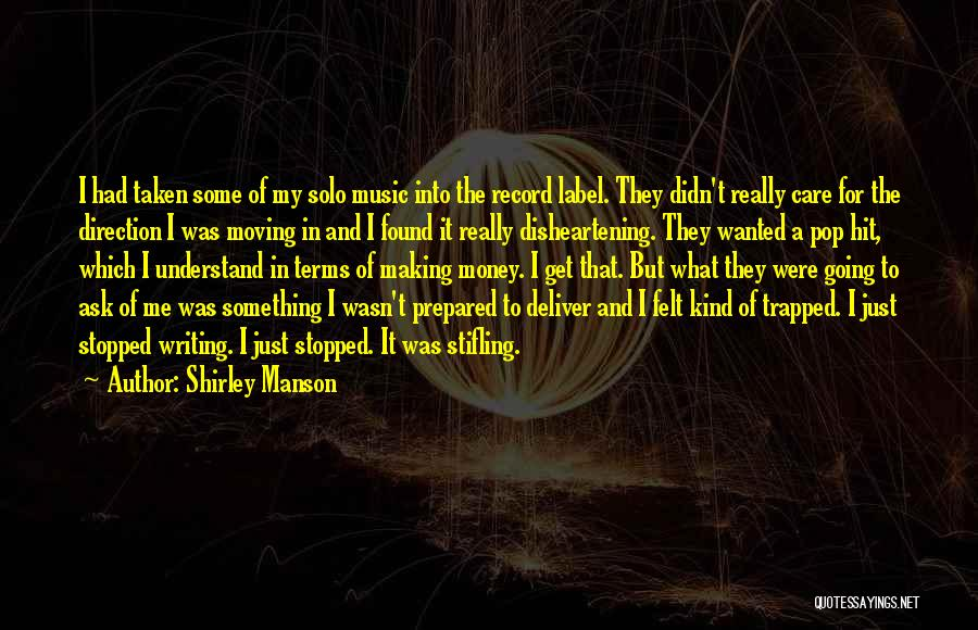 Shirley Manson Quotes 1366455