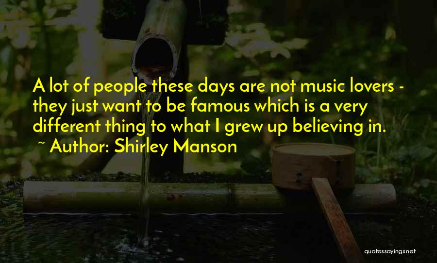 Shirley Manson Quotes 162461