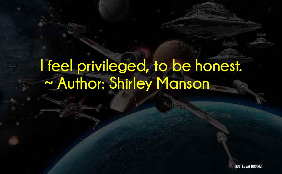 Shirley Manson Quotes 1854483