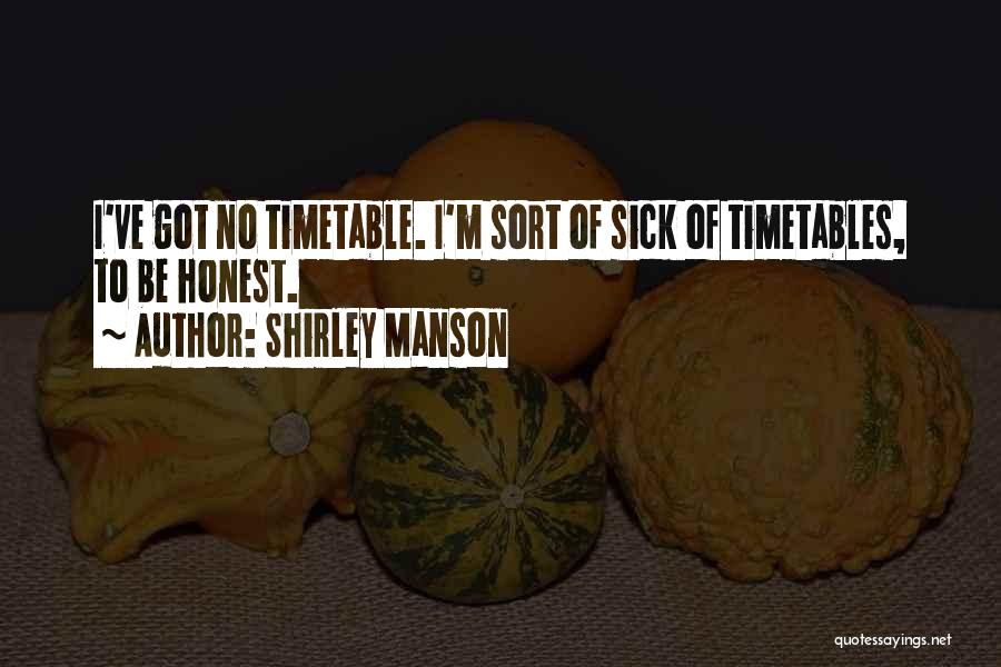 Shirley Manson Quotes 274154