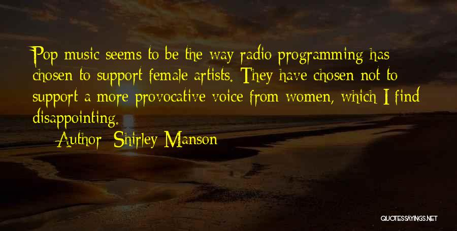 Shirley Manson Quotes 321451