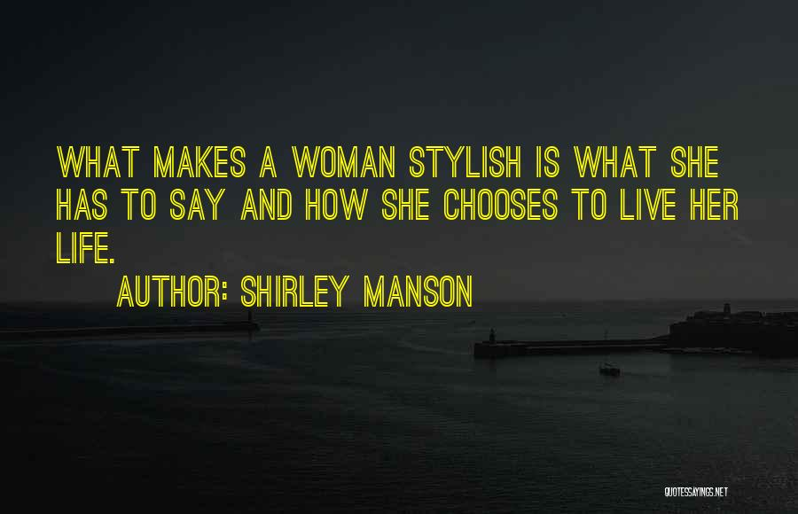 Shirley Manson Quotes 456431