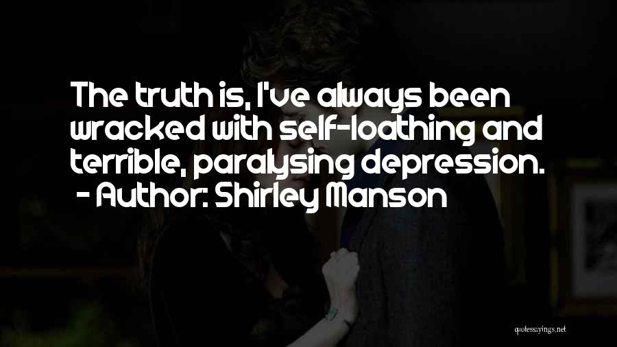 Shirley Manson Quotes 588070