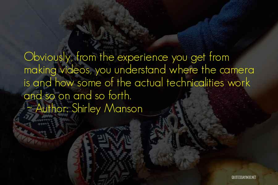 Shirley Manson Quotes 689693