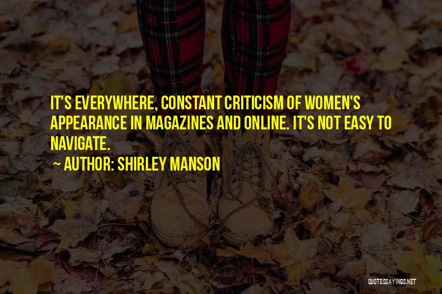 Shirley Manson Quotes 844819