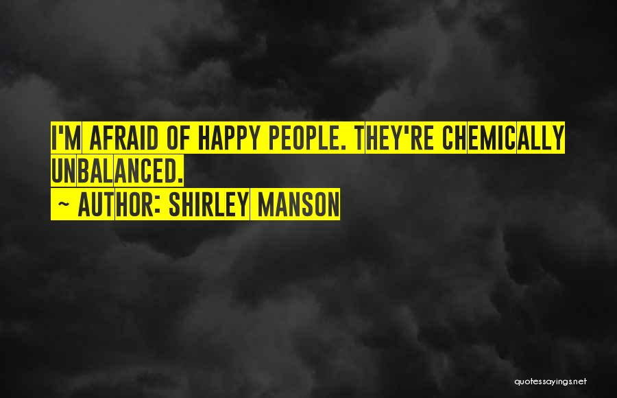 Shirley Manson Quotes 893195