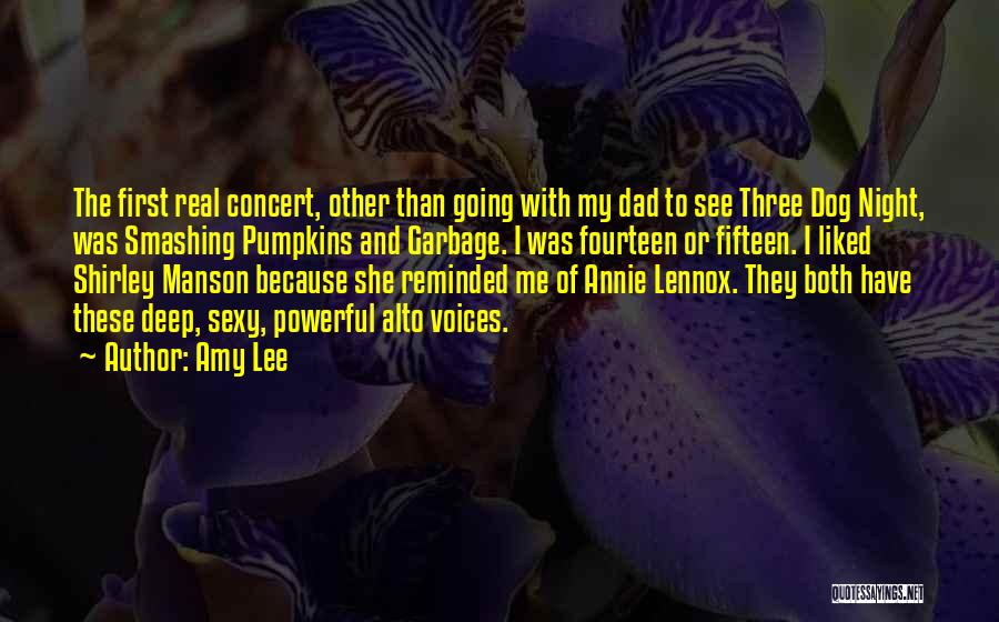 Shirley Quotes By Amy Lee