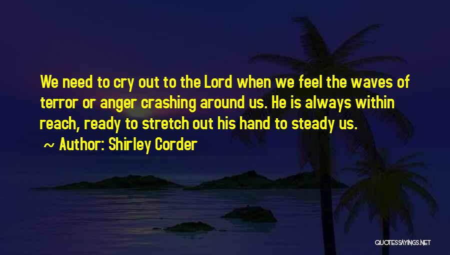 Shirley Quotes By Shirley Corder