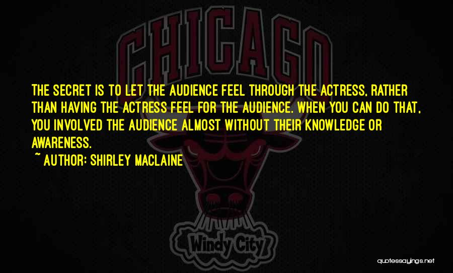 Shirley Quotes By Shirley Maclaine