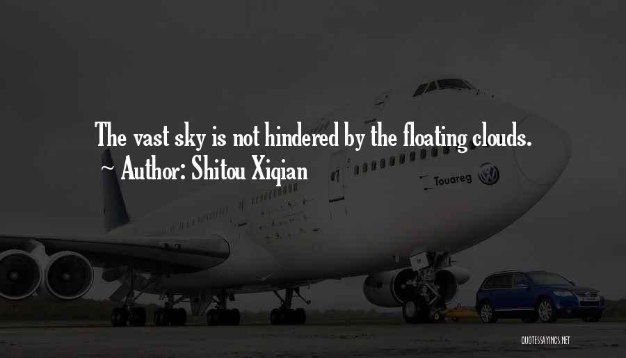 Shitou Xiqian Quotes 2099743