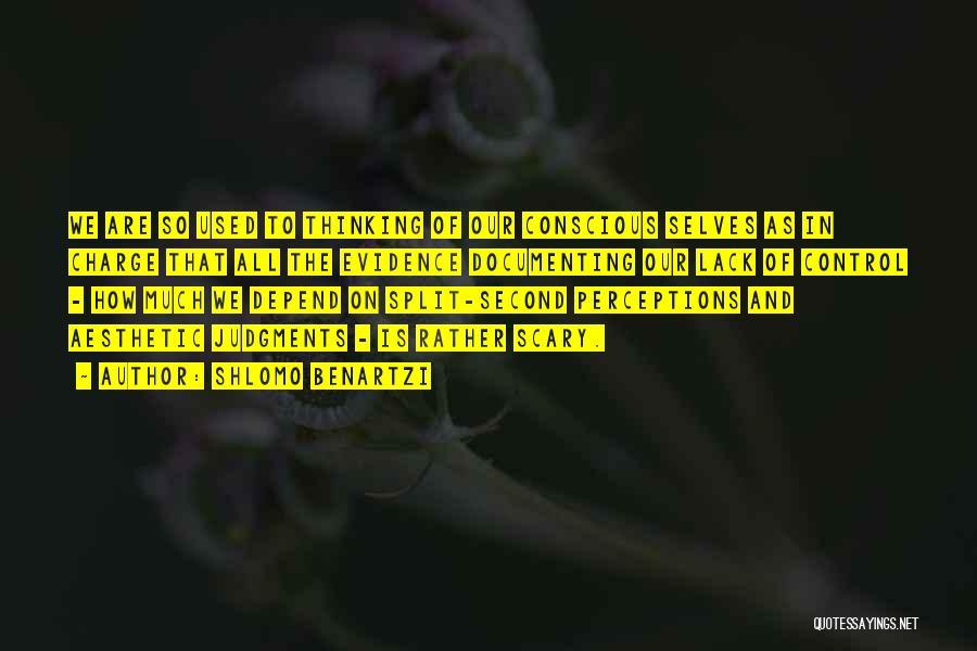 Shlomo Benartzi Quotes 172665