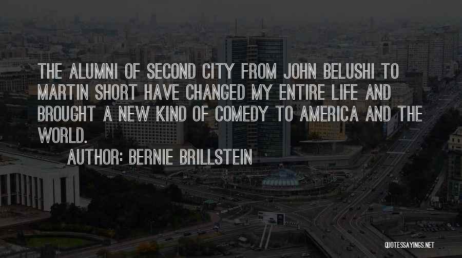 Short Changed Quotes By Bernie Brillstein