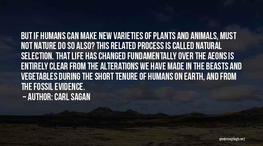 Short Changed Quotes By Carl Sagan