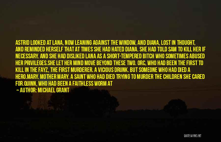 Short Changed Quotes By Michael Grant
