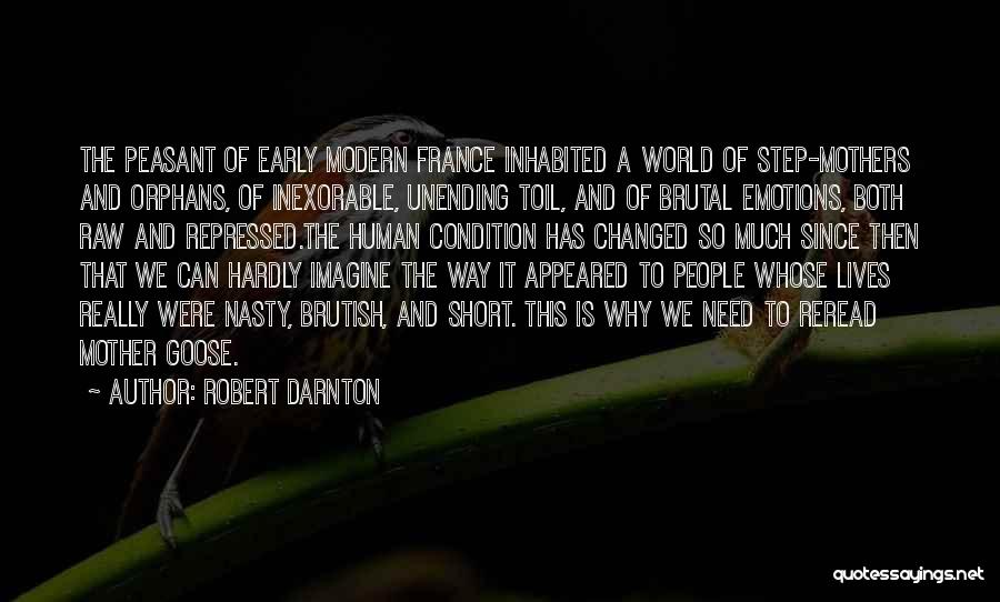 Short Changed Quotes By Robert Darnton