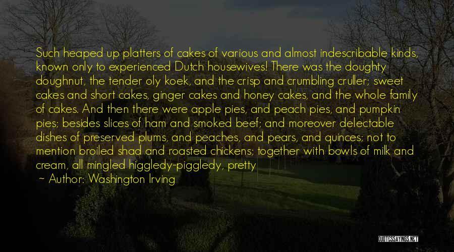 Short Crisp Quotes By Washington Irving