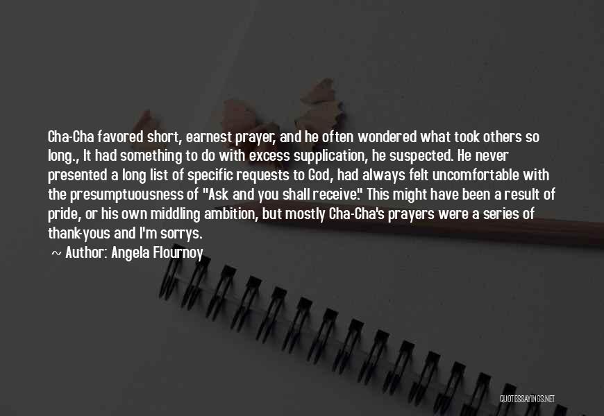 Short Gratitude Quotes By Angela Flournoy