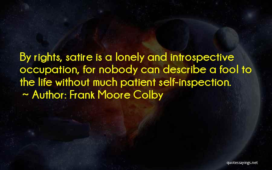 Short Inspirational Attitude Quotes By Frank Moore Colby
