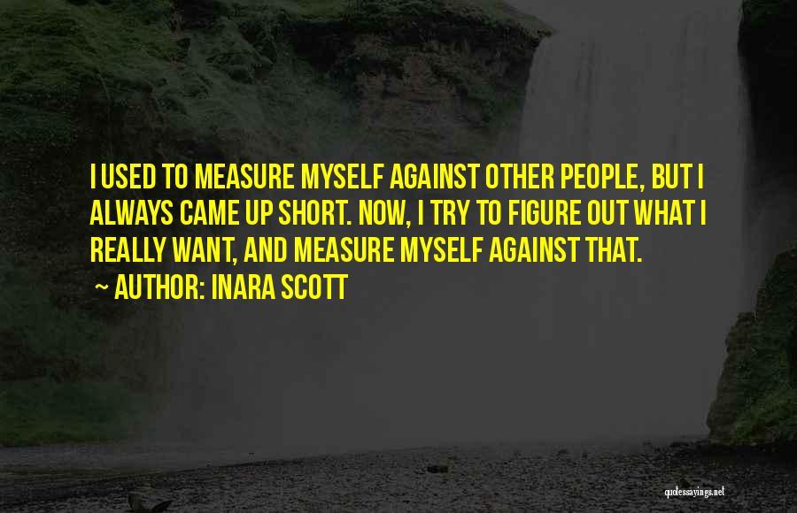 Short Inspirational Attitude Quotes By Inara Scott