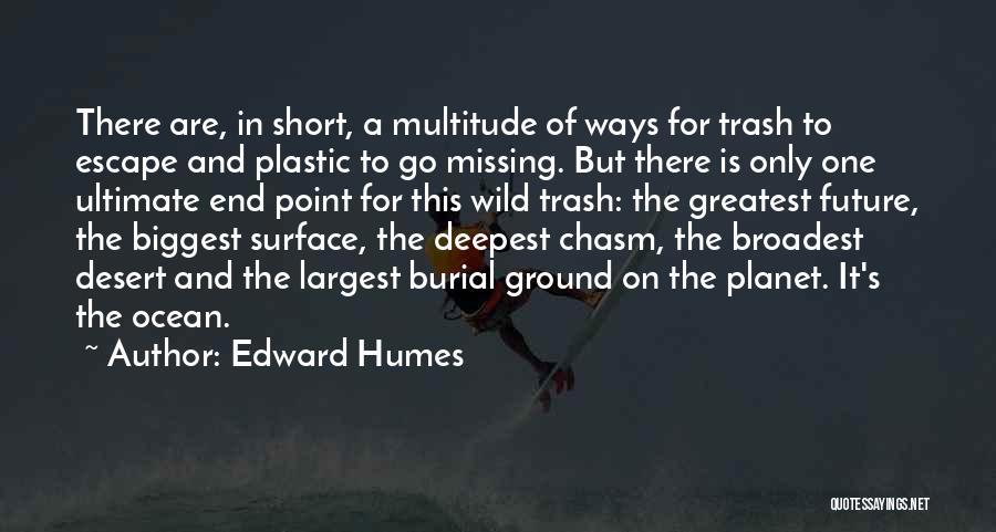 Short Missing Him Quotes By Edward Humes