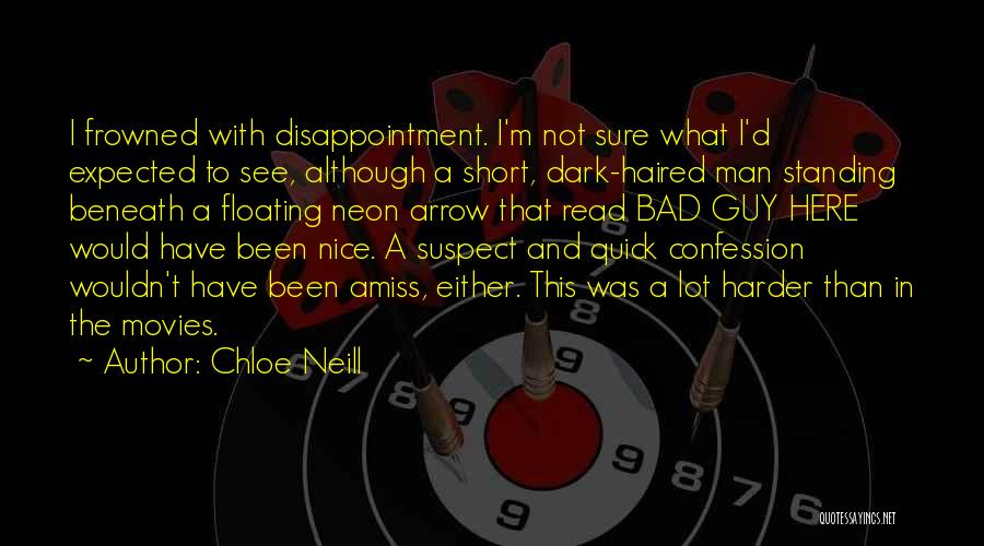 Short Quick Quotes By Chloe Neill