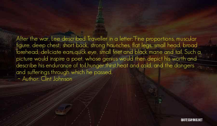 Short Quick Quotes By Clint Johnson