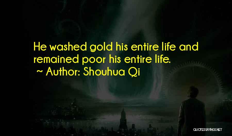 Shouhua Qi Quotes 479039