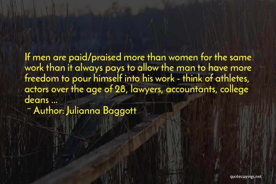Should College Athletes Be Paid Quotes By Julianna Baggott