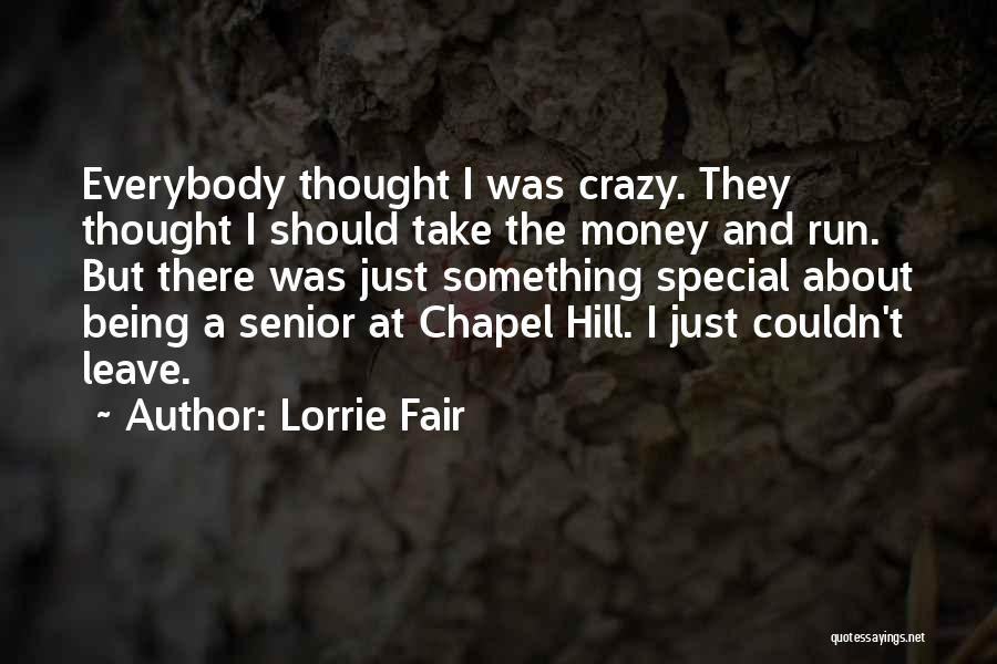 Should I Leave Quotes By Lorrie Fair