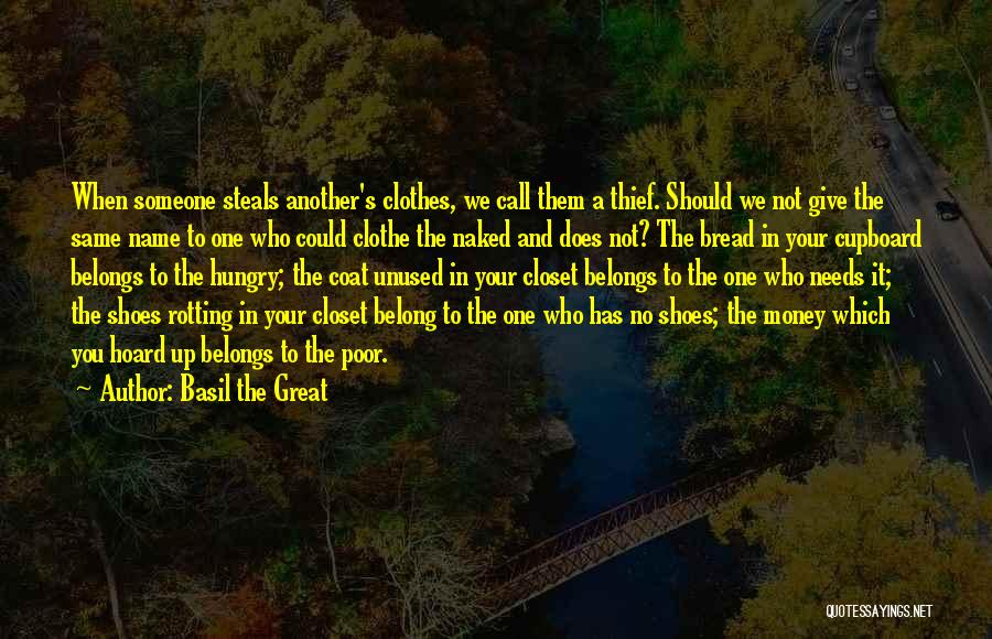 Should Not Give Up Quotes By Basil The Great