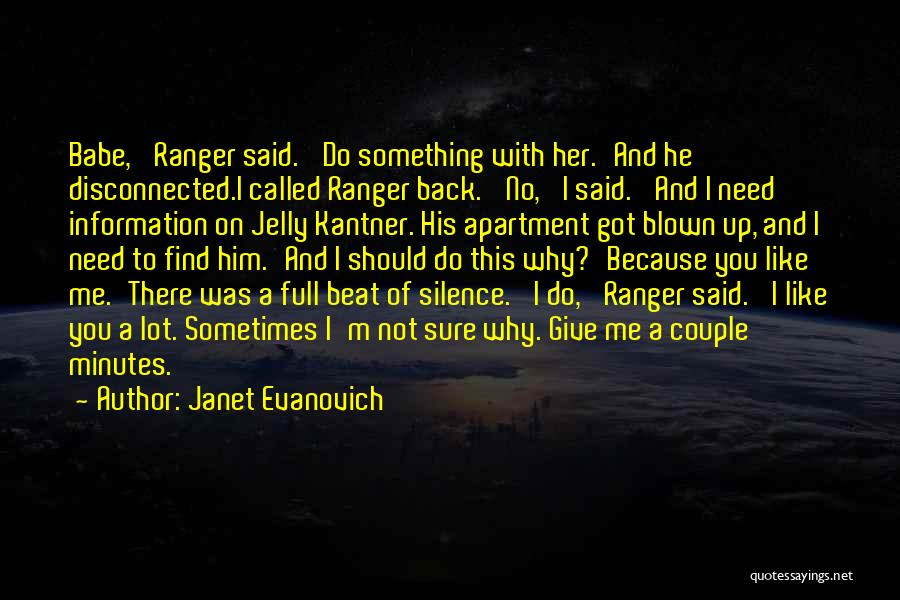 Should Not Give Up Quotes By Janet Evanovich