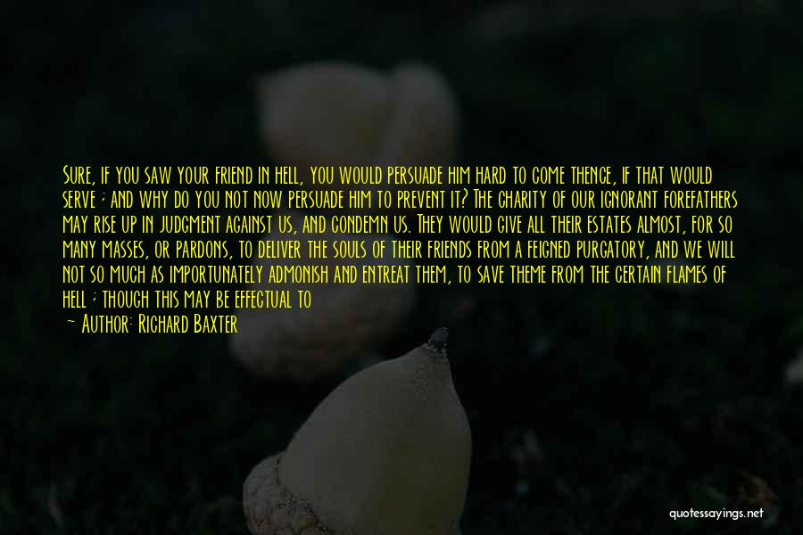 Should Not Give Up Quotes By Richard Baxter