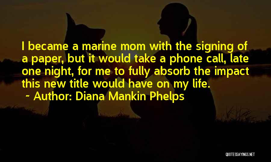 Should The Title Of A Paper Be In Quotes By Diana Mankin Phelps